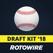 Fantasy Baseball Draft Kit '18