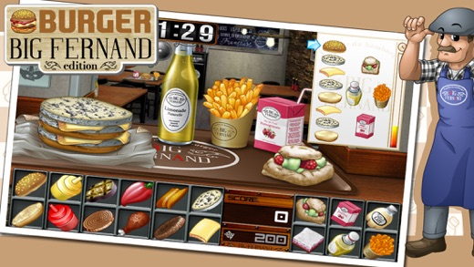 Berühmt Burger - Big Fernand Edition on the App Store WN04