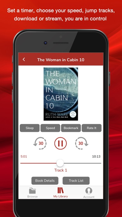 audio books online free iphone