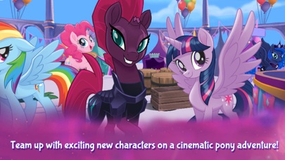 Screenshot for My Little Pony: The Movie in United States App Store
