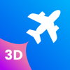 pinkfroot limited - Plane Finder 3D アートワーク