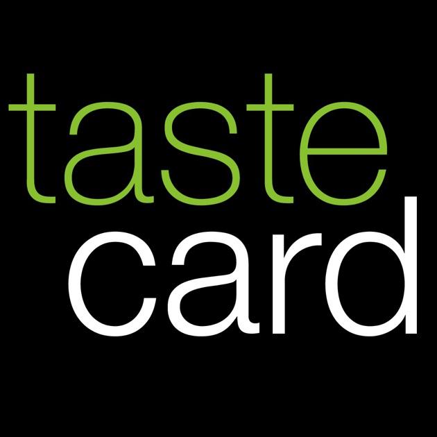 Tastecard | Restaurant Discounts