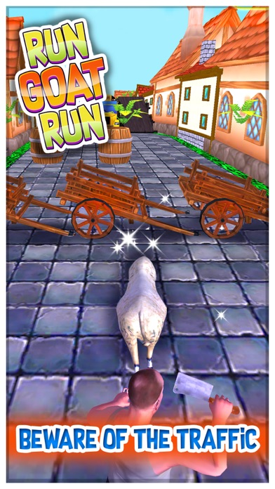 Run Goat Run screenshot 2