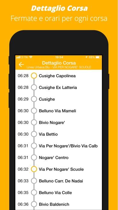 Screenshot of Bus Belluno4