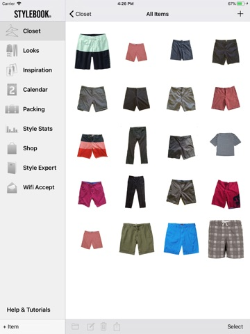 Stylebook Men screenshot 4
