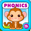22learn, LLC - Phonics Island • Letter Sounds  artwork