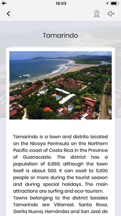 Costa Rica Guide de VoyageCapture d'écran de 4