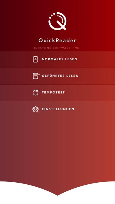 QuickReader Deutsche Скриншоты3