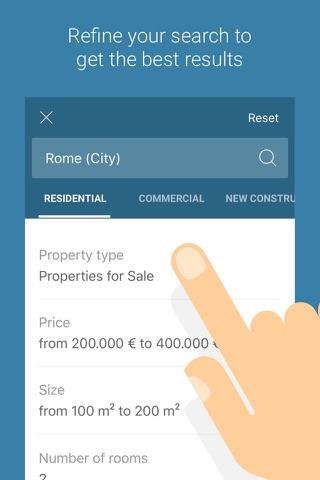 Immobiliare.it Annunci & case screenshot 1
