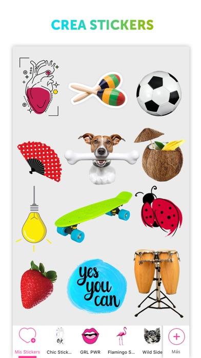 download PicsArt Fotos y Collages apps 1