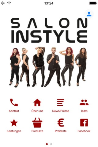 Salon Instyle screenshot 1