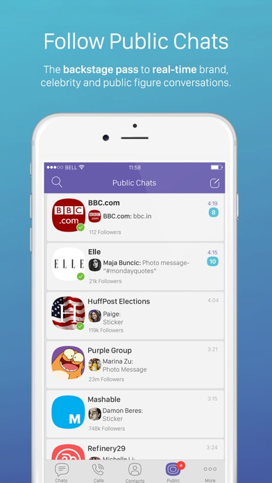 download Viber Messenger – Text & Call apps 3