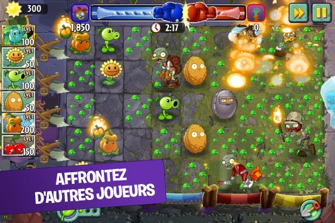 Plants vs. Zombies™ 2 screenshot 4