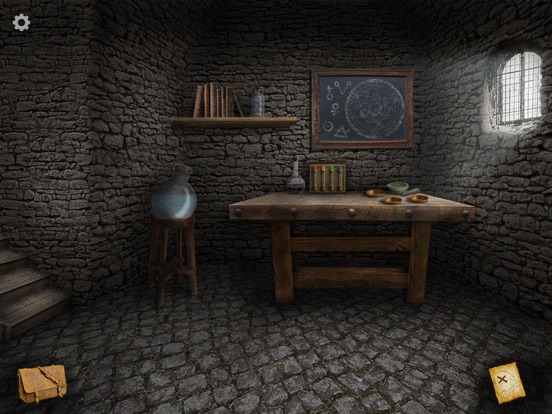 Screenshot #4 for The Mystery of Blackthorn Castle
