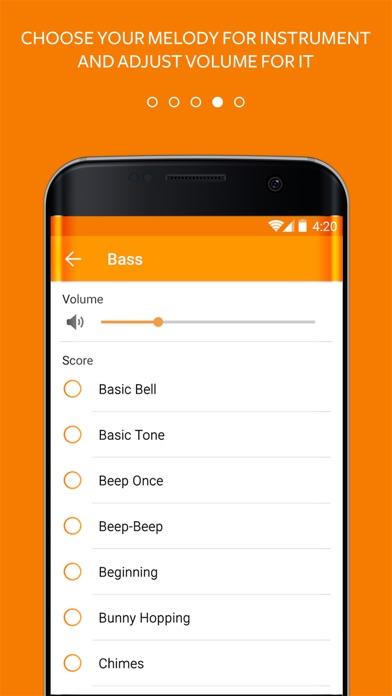 Salsa Beats Metronome Screenshot 4