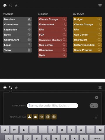 OurGov screenshot 2