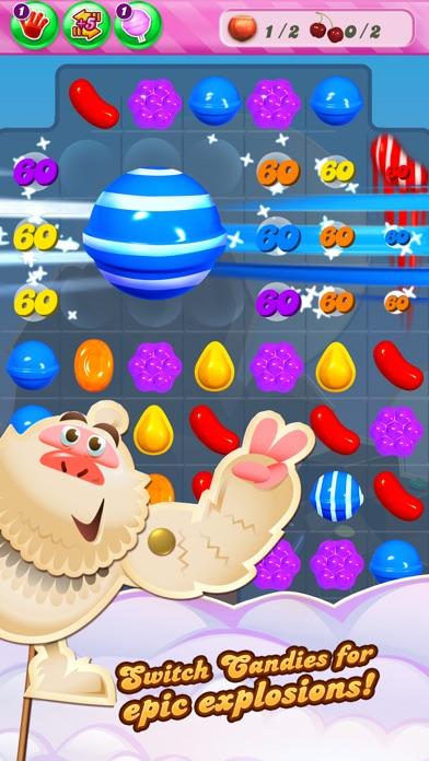 Candy Crush Saga iPhone