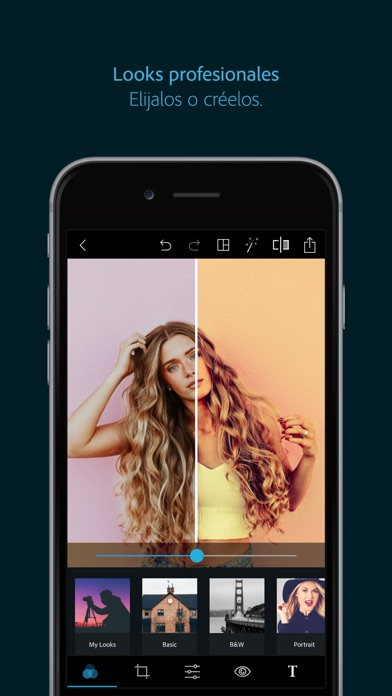download Adobe Photoshop Express:Editor apps 3