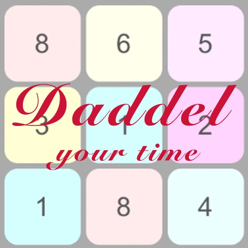 Daddel - playing with Numbers iOS App