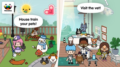 Toca Life: Pets screenshot 4