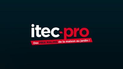 ITEC PROCapture d'écran de 1