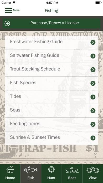App shopper gooutdoorsva sports for Hunt fish va