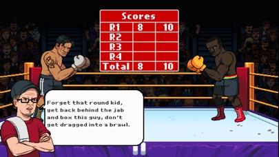 Screenshots of Big Shot Boxing for iPhone