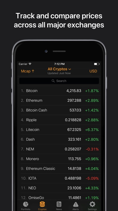 Crypto Pro: Bitcoin Ticker App Download - Android APK