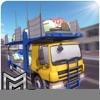 トラックドライバートランスポーター3D