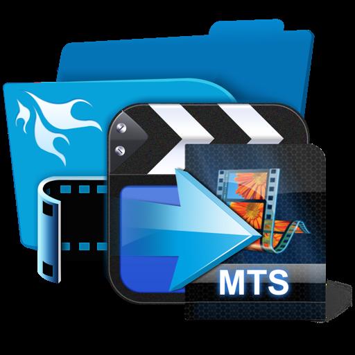 AnyMP4 MTS格式转换器