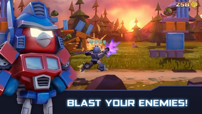 download Angry Birds Transformers apps 0