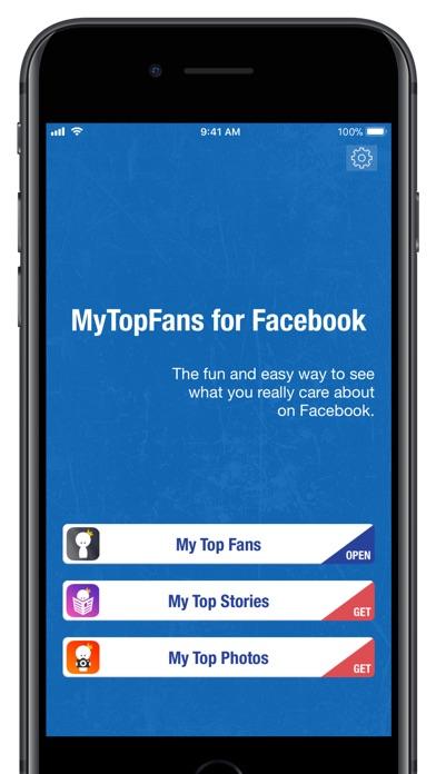MyTopFans Pro - Social Tracker Screenshots