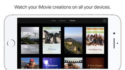 download iMovie apps 0