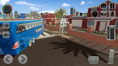 3D Bus Driving Academy Game screenshot 3