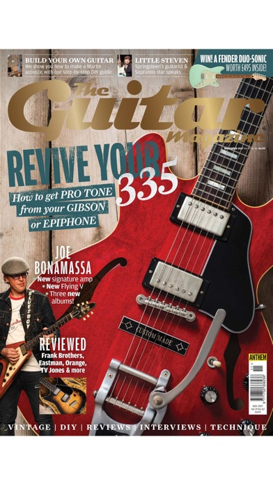 The Guitar Magazine review screenshots