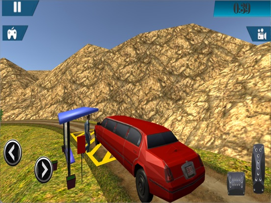 Limo 3d Driving Simulator Скриншоты8