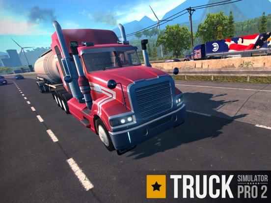 Truck Simulator PRO 2 Screenshots