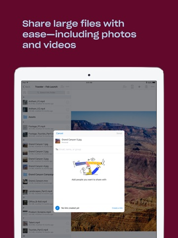 Dropbox screenshot 4