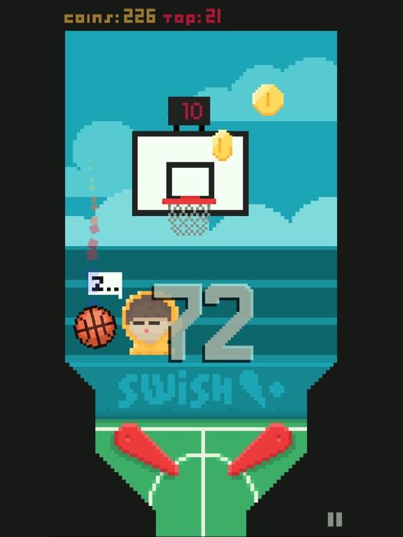 Screenshot 4 Swish Ball!