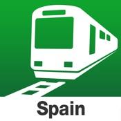 スペイン Transit by NAVITIME