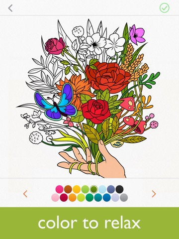 Colorfy: Coloring Book screenshot 1