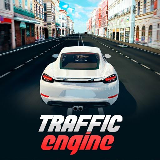 Traffic Engine: Fury Road Race