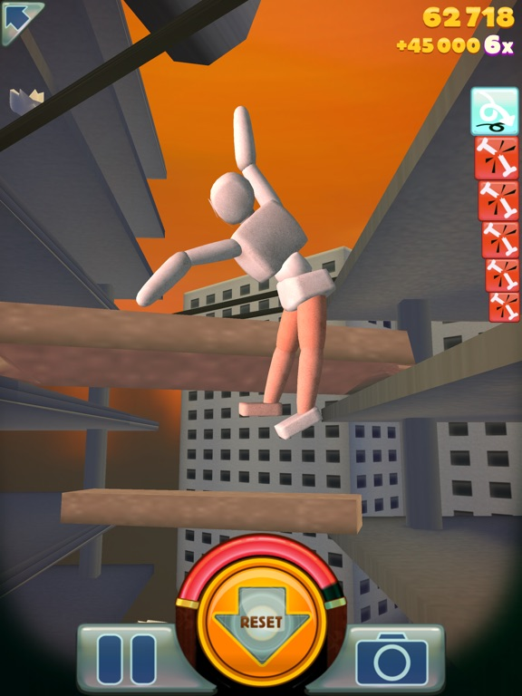 Stair Dismount® Screenshots