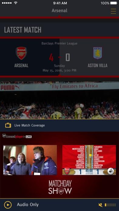 Arsenal Скриншоты7