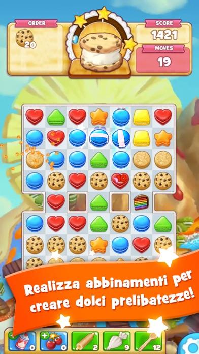 Screenshot of Cookie Jam - Match-3 Giochi2