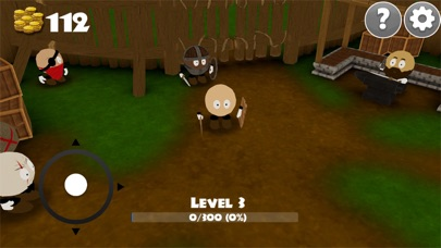 Bubble Gladiator screenshot 2