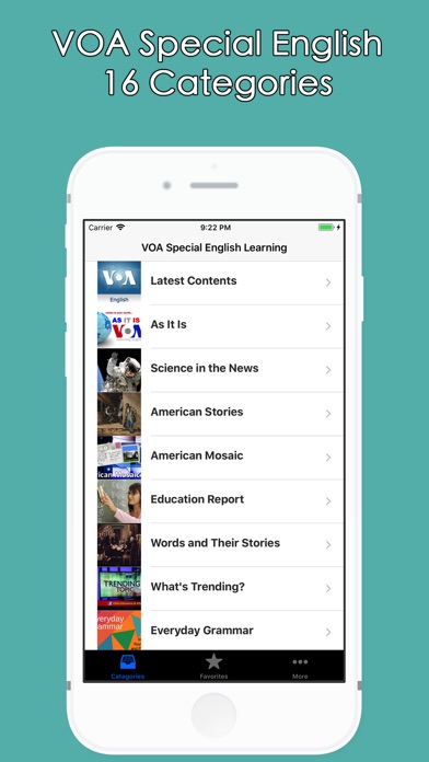 voa special english learning app download