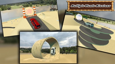 download Beach SUV jeep Stunts Driving appstore review