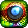 ZooEyes - Blend Yr Face to Ultra Awesome Reptile or Wild Animal Eyes Split formerly known as InstaEyes Zoo!