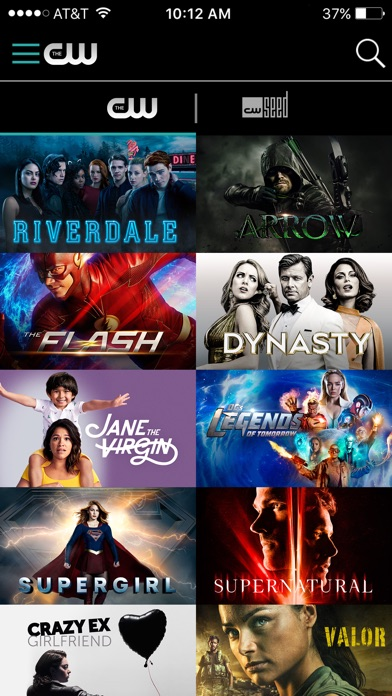 download The CW apps 3